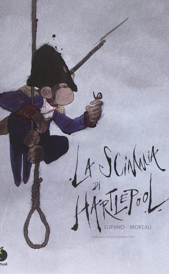 La scimmia di Hartlepool di Lupano e Moreau