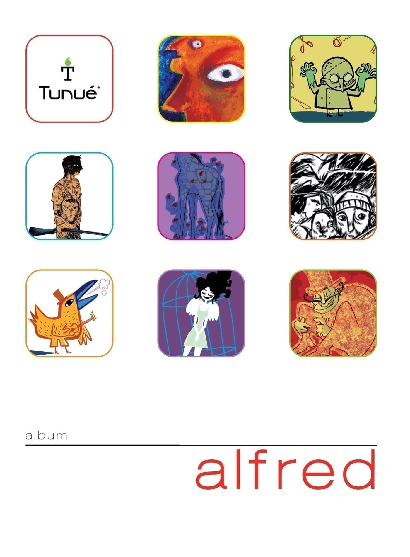 Album 1 – Alfred 978-88-89613-59-7