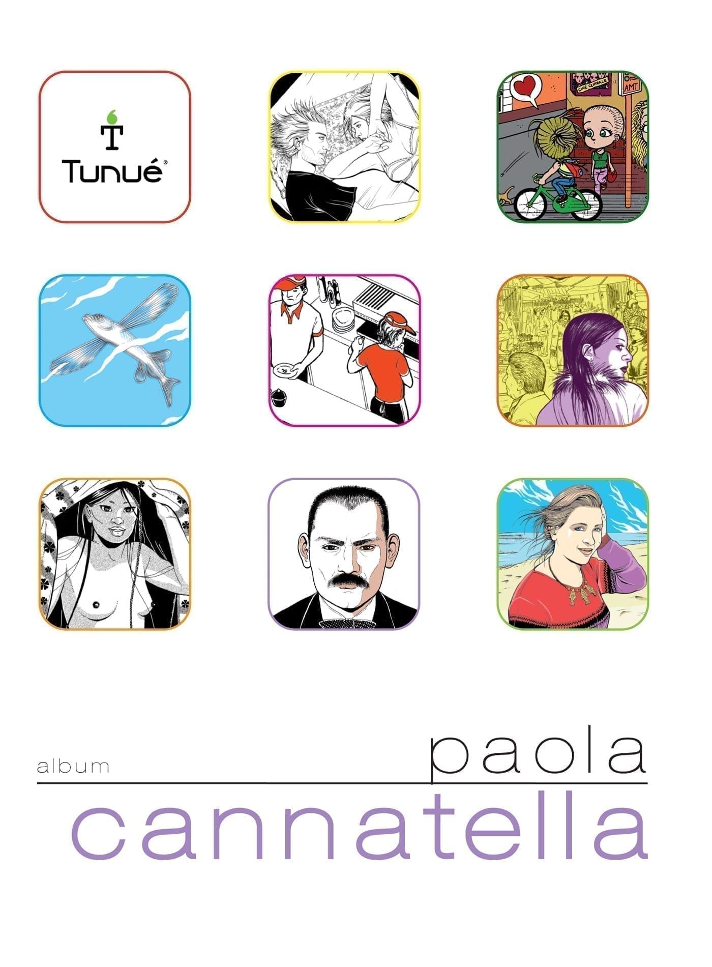 Album 10 – Paola Cannatella 978-88-89613-74-0