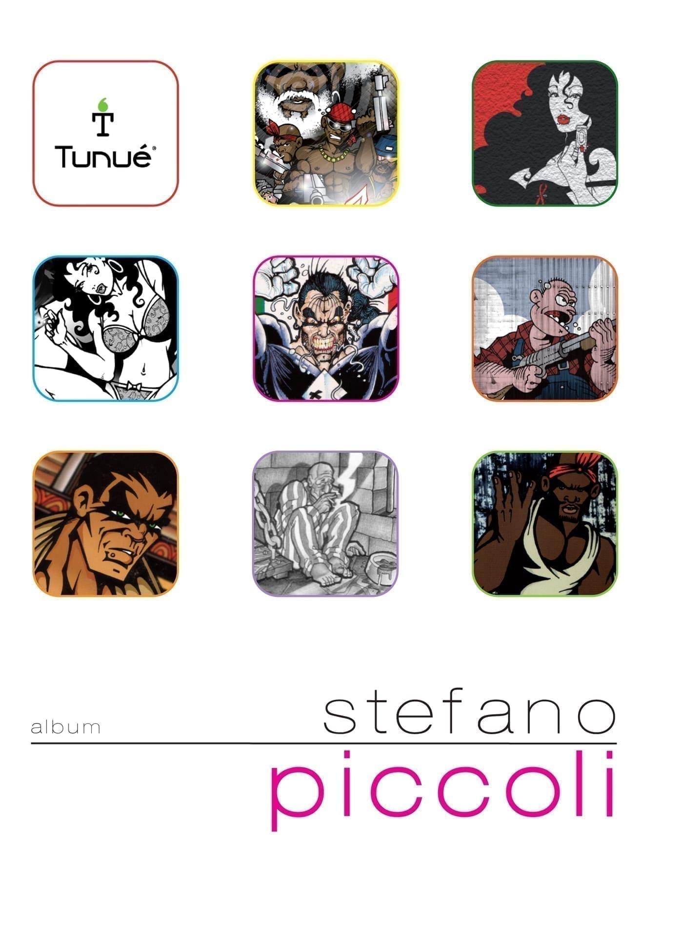 Album 12 – Stefano Piccoli 978-88-89613-76-4