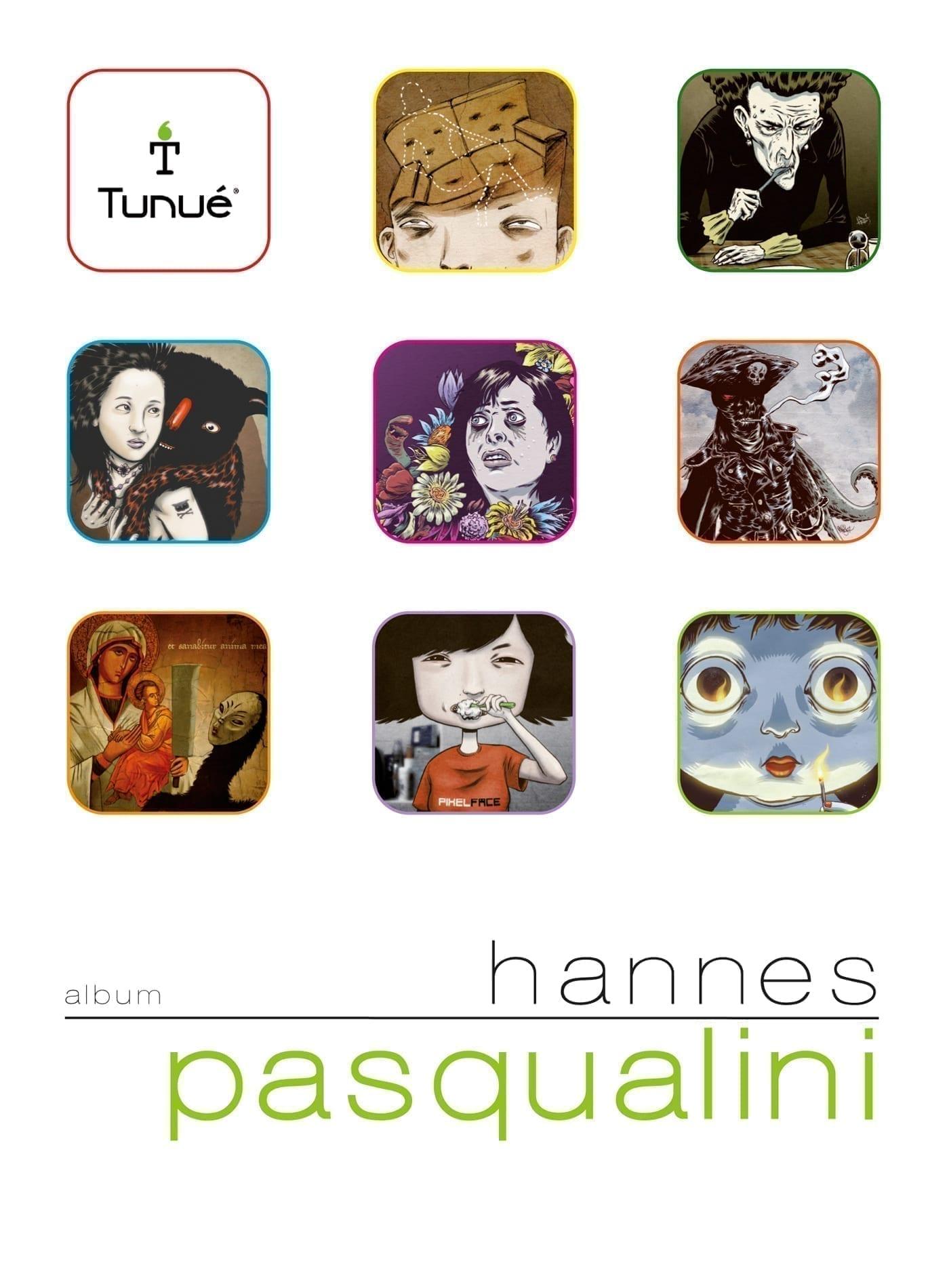 Album 13 – Hannes Pasqualini 978-88-89613-86-3
