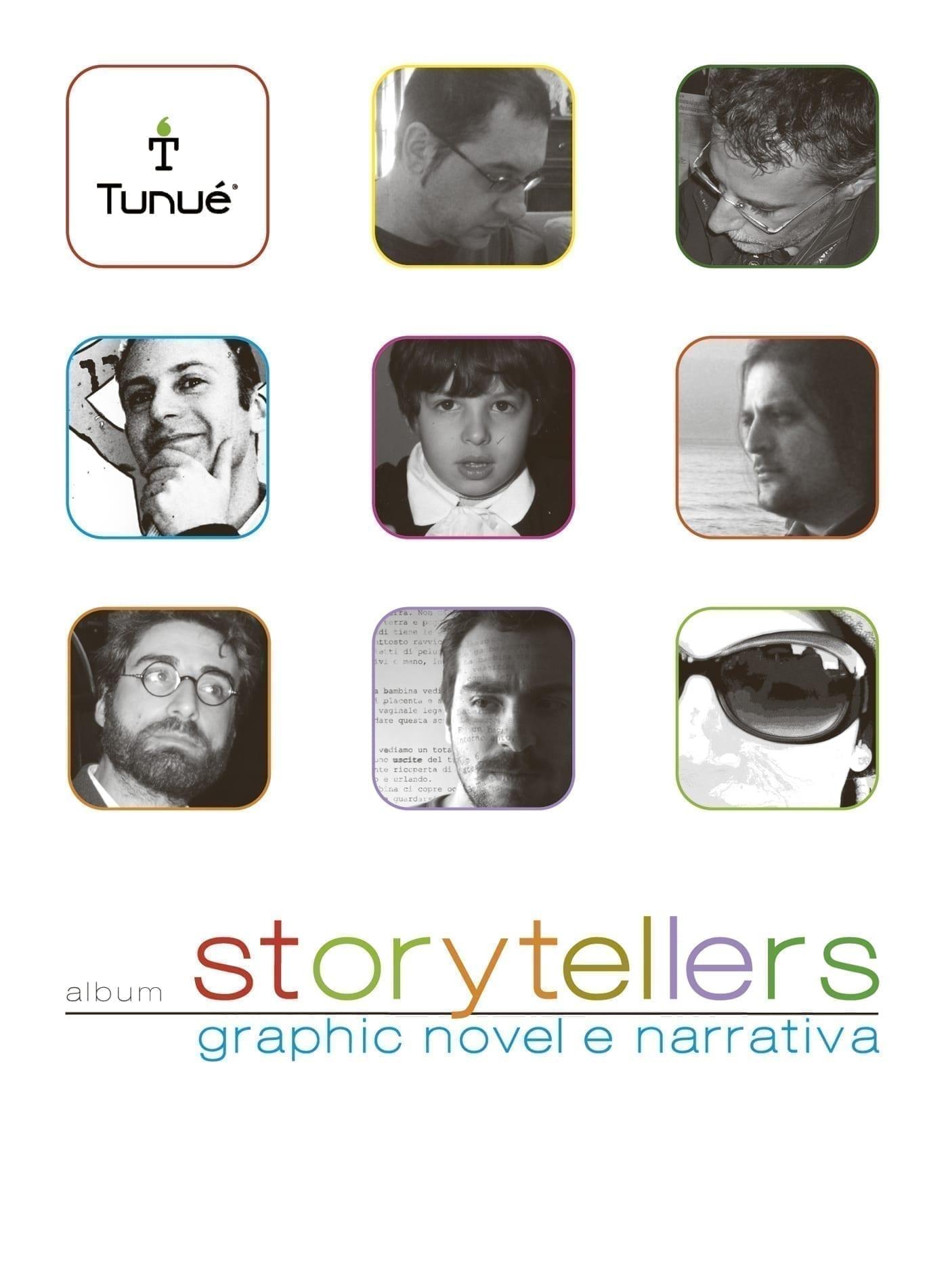 Album 14 storytellers – 978-88-89613-80-1
