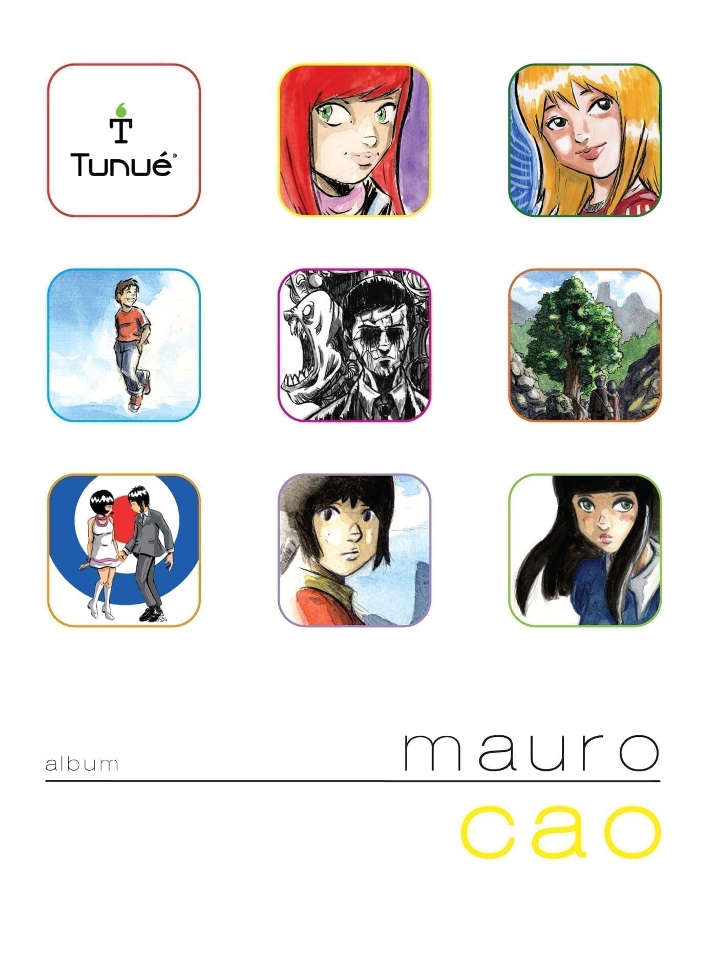 Album 2 – Mauro Cao 978-88-89613-60-3
