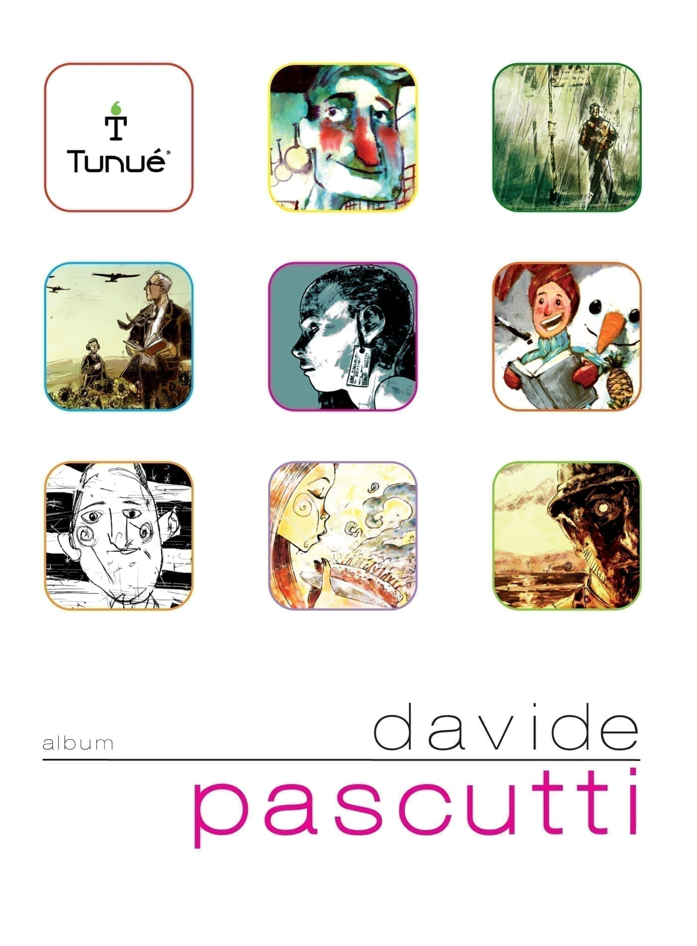 Album 5 – Davide Pascutti 978-88-89613-62-7