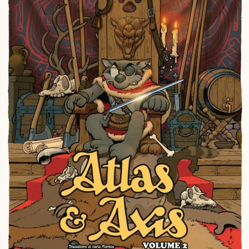 Atlas e Axis 2