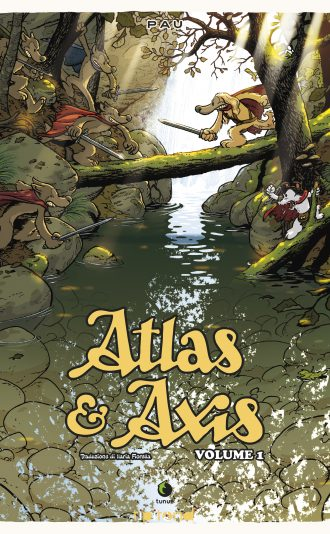 Atlas e Axis – Volume 1