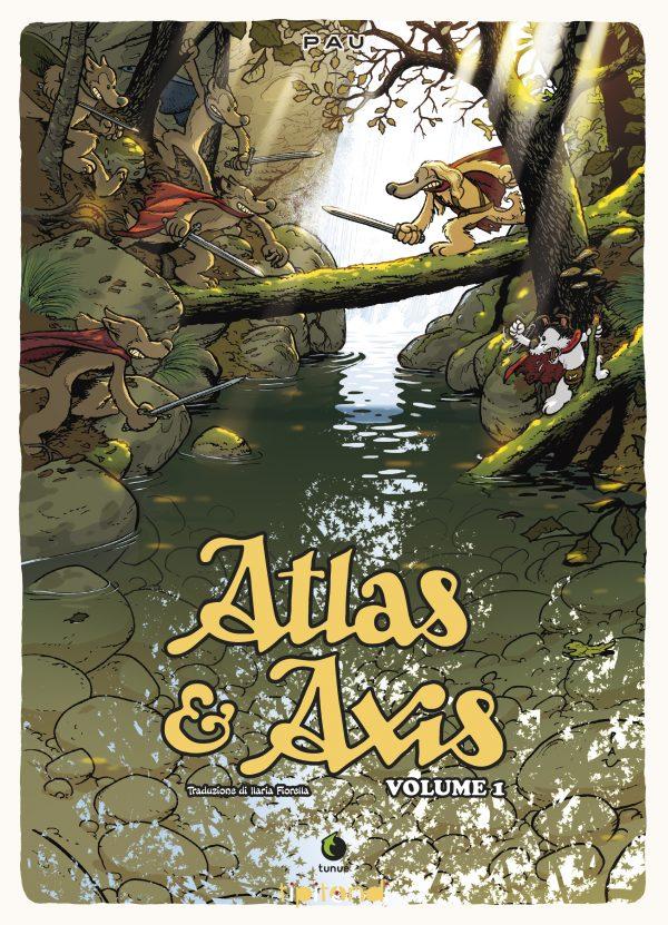 Atlas e Axis – Volume 1