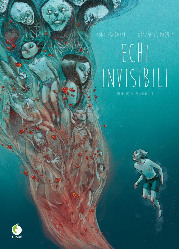 Echi Invisibili (nuova edizione cartonata)