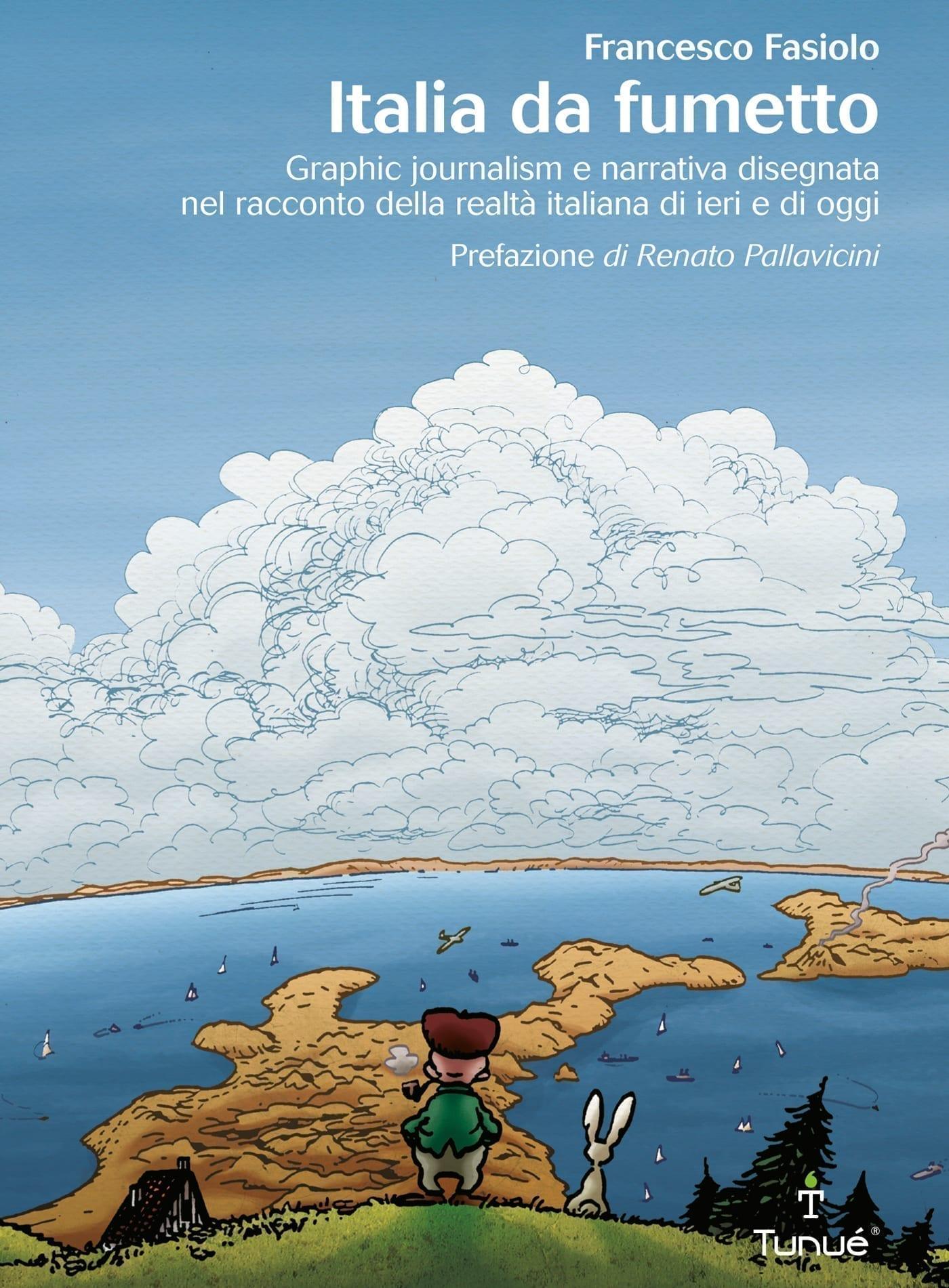 Italia da fumetto Francesco Fasiolo