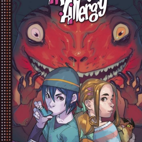 Monster Allergy Collection 1 Variant Edition