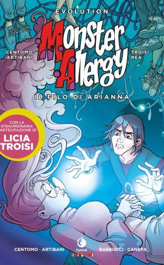 Monster Allergy Evolution 4 – Il filo di Arianna