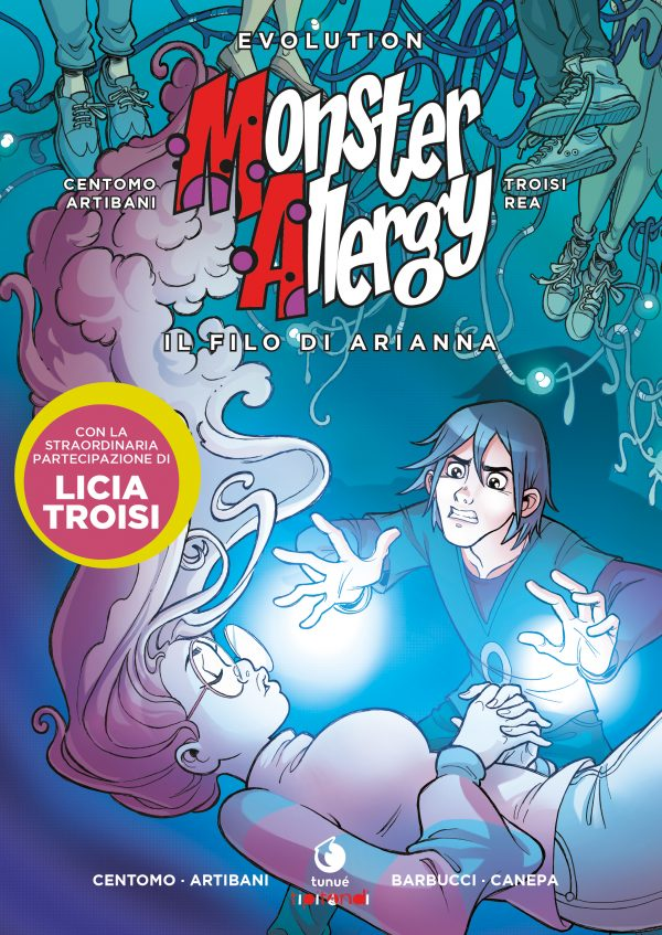 Monster Allergy Evolution 4 – Il filo di Arianna