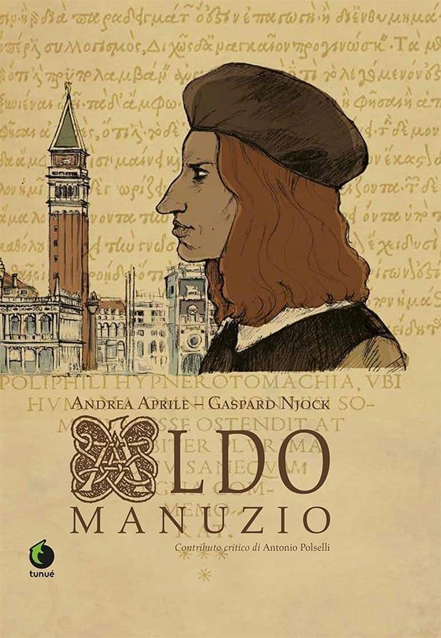 Cover Aldo Manunzio Tunué