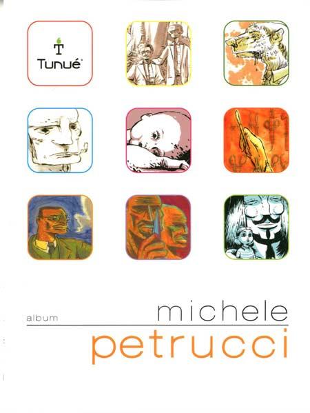 L'album Michele Petrucci