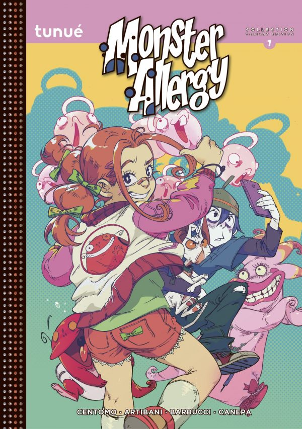 Monster Allergy Collection 7 (Variant Edition)