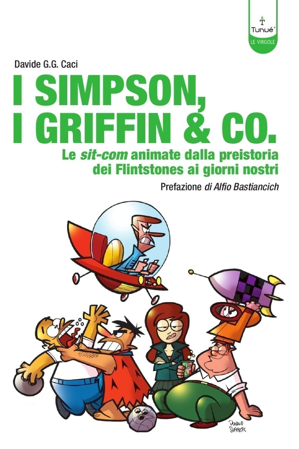 I Simpson, i Griffin & Co.