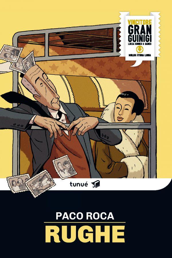 Rughe di Paco Roca