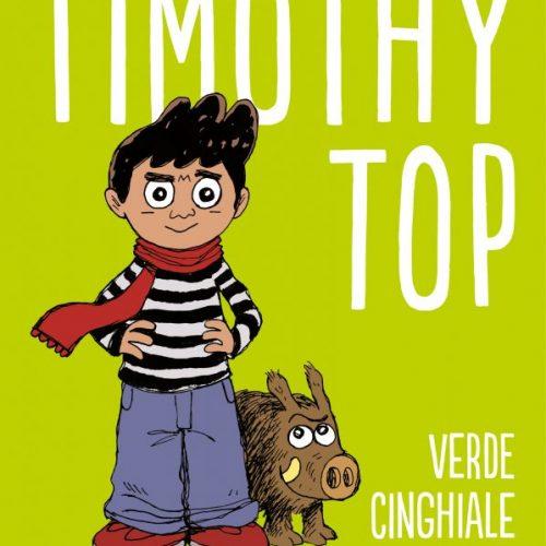 Timothy Top Verde Cinghiale