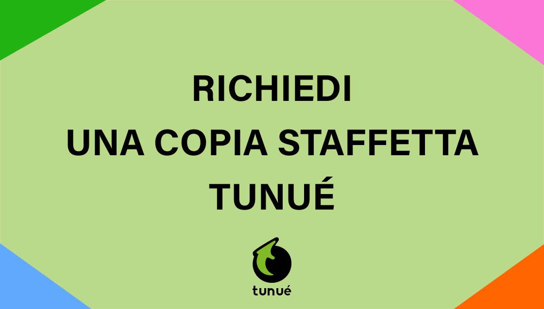 RICHIEDI COPIA STAFFETTA