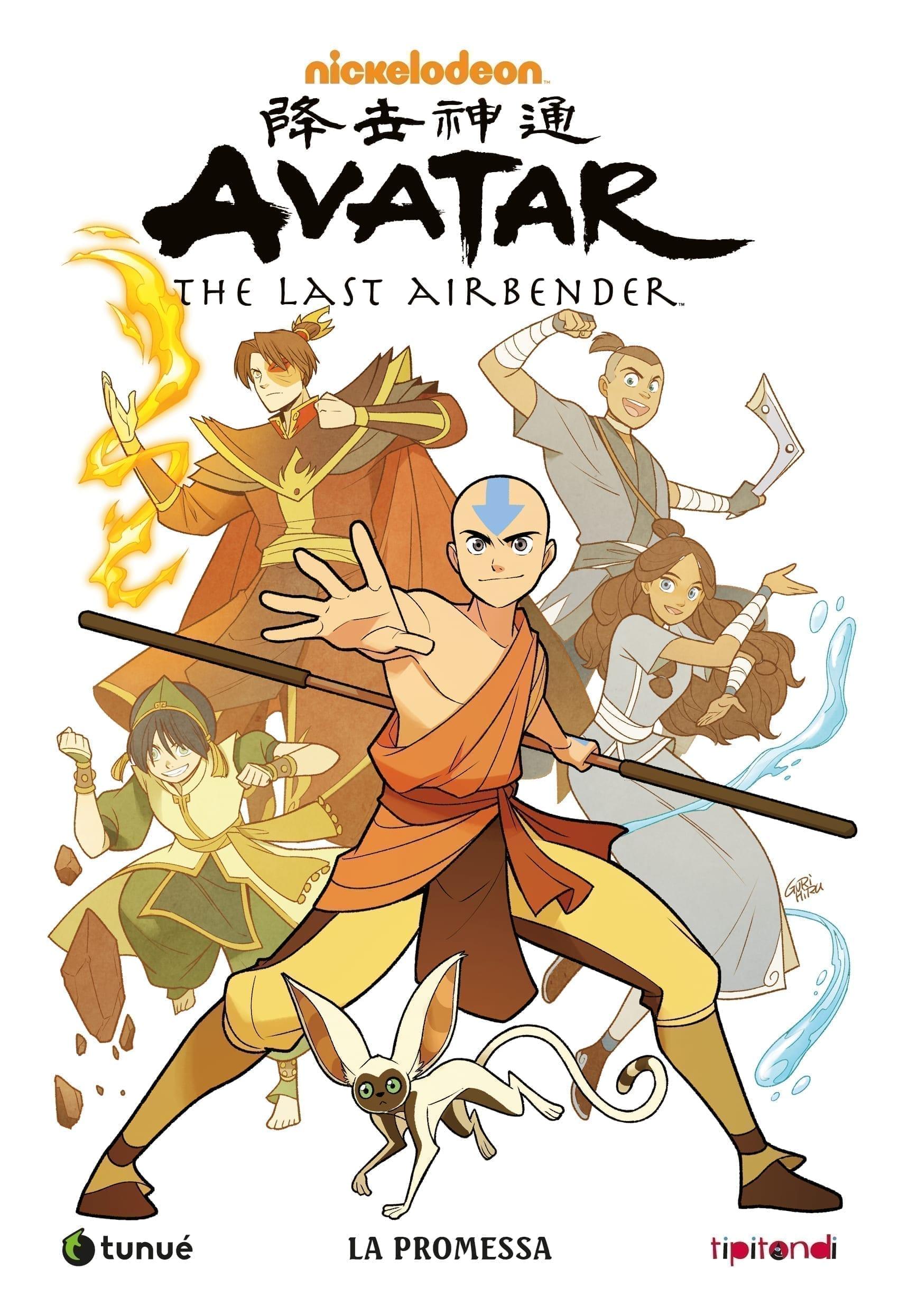 Avatar. The Last Airbender. La leggenda di Aang. La promessa