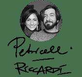 Assia Petricelli e Sergio Riccardi