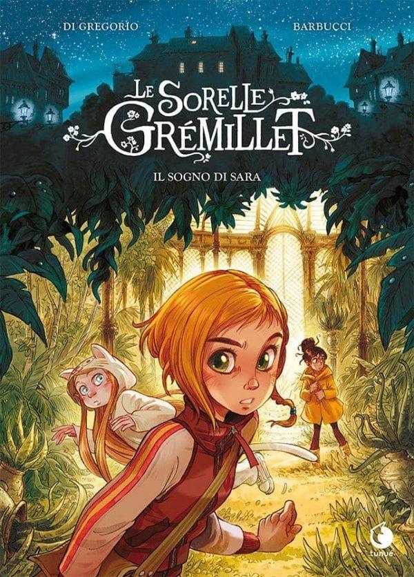 Le sorelle Gremillet cover