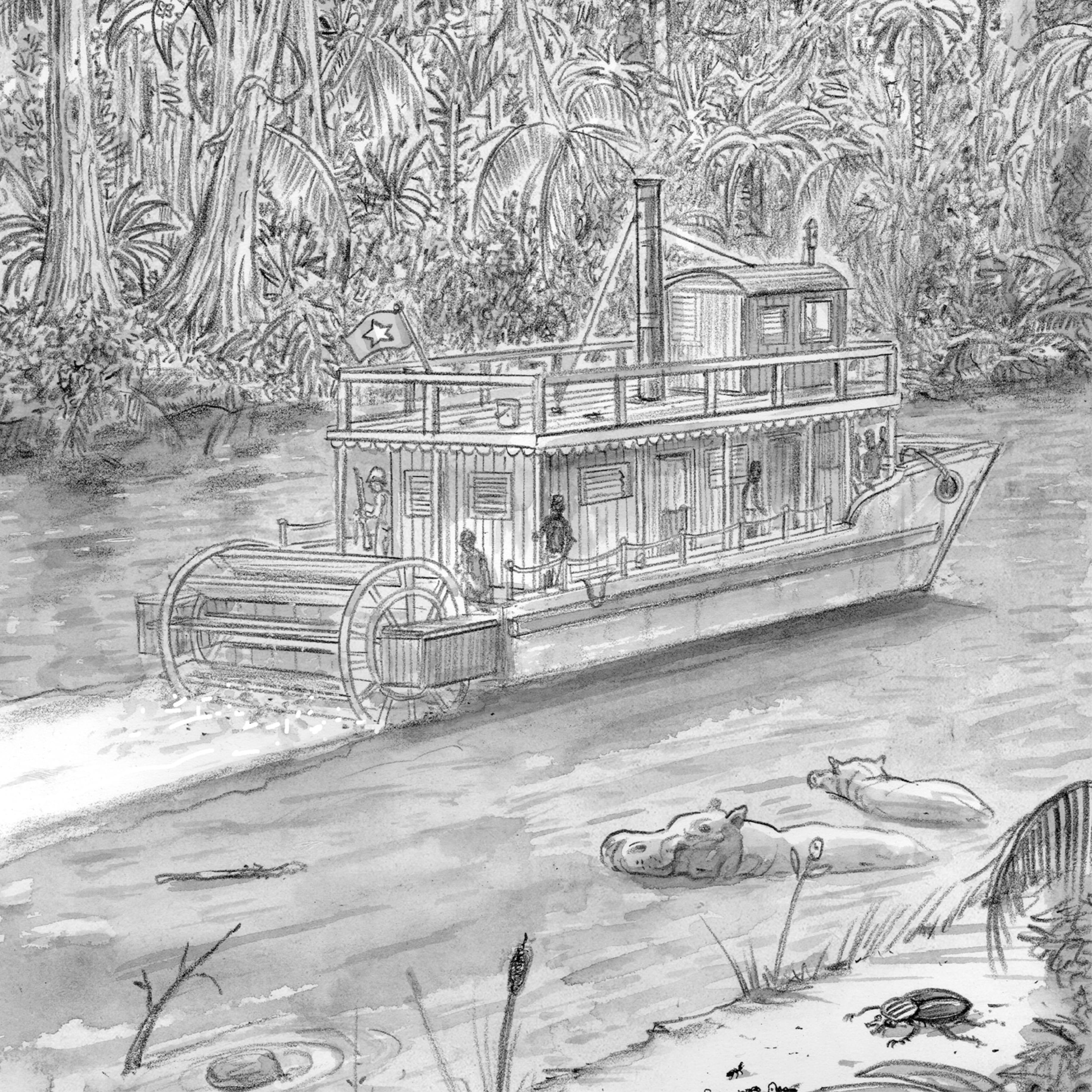 Cuore di Tenebra, di Peter Kuper - Tunué