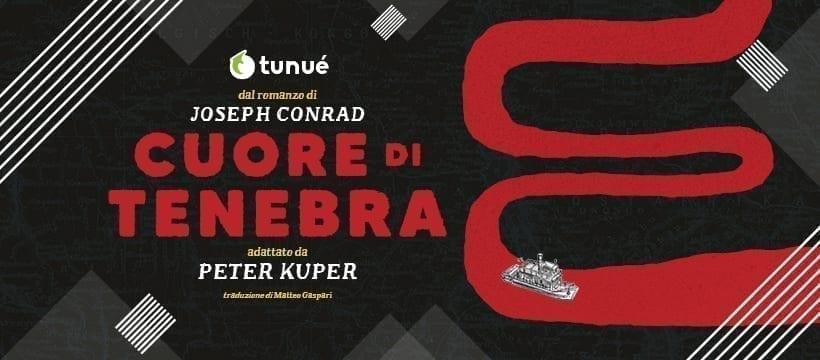Cuore di Tenebra, Peter Kuper