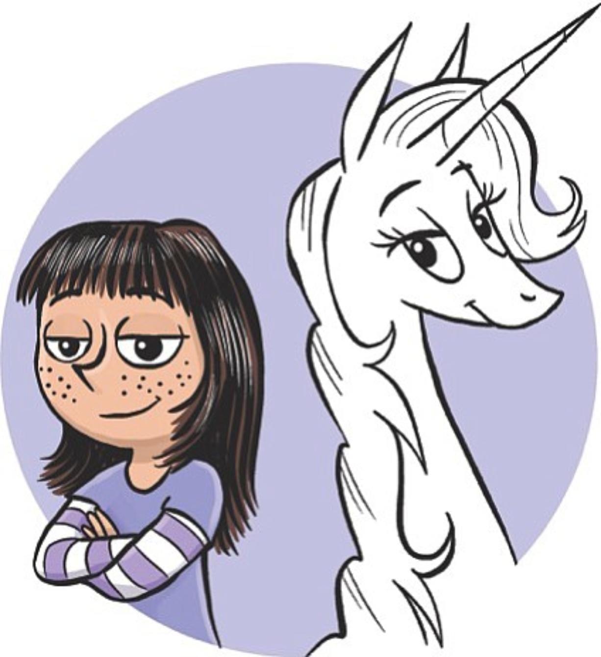 Emma e l'Unicorno Emma e Marigold