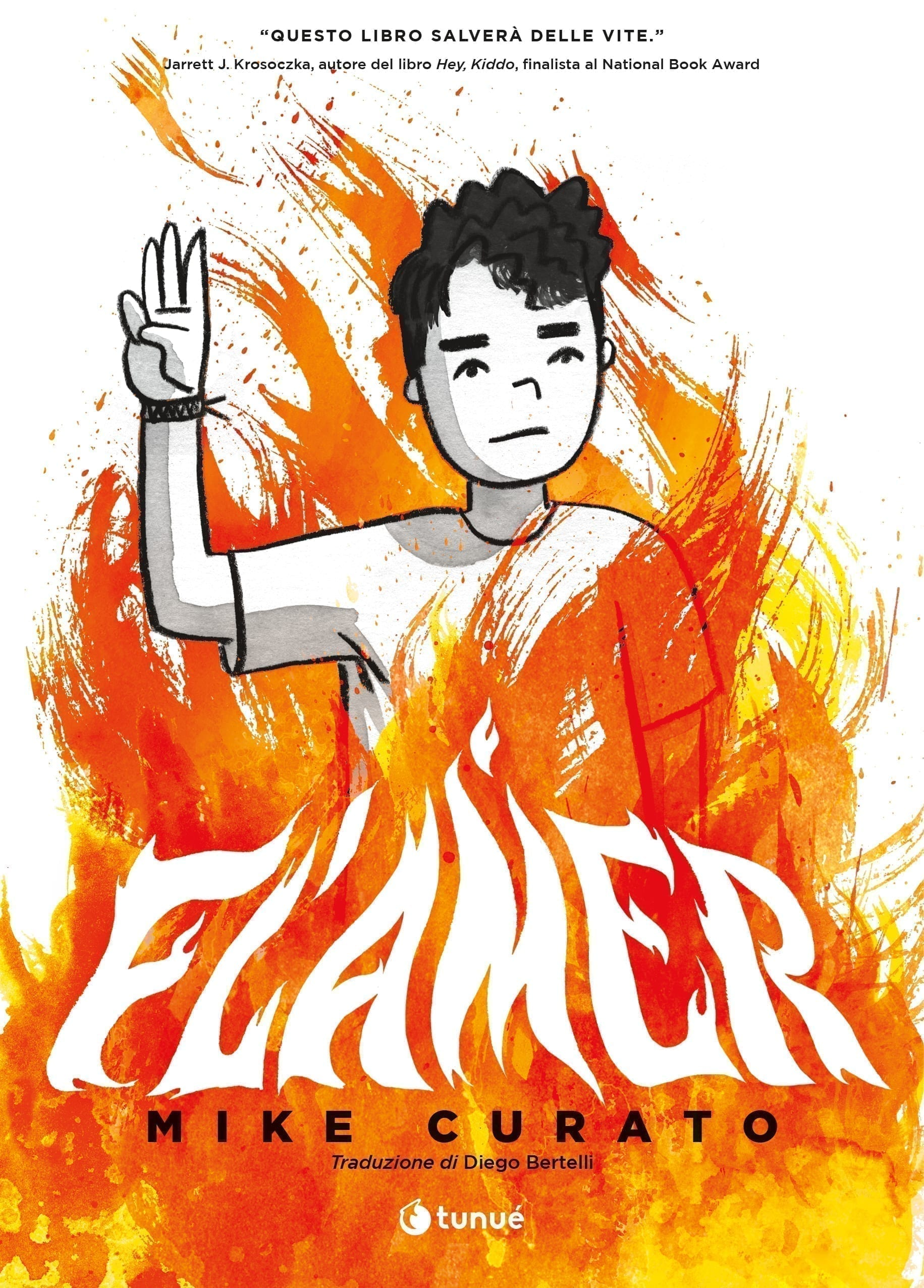Flamer, Mike Curato, graphic novel