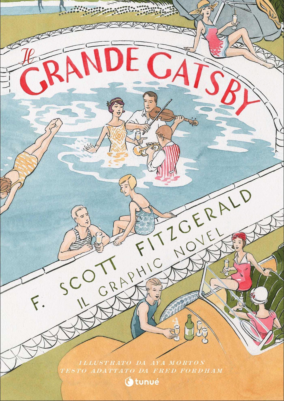 Grande Gatsby cover