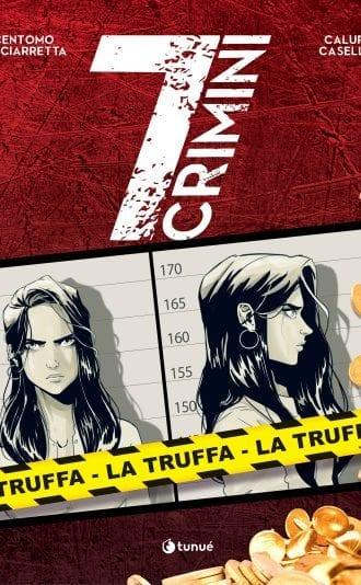 7 Crimini la truffa cover