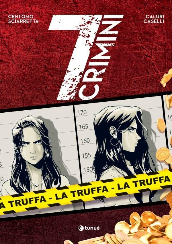 7 Crimini la truffa cover primo episodio