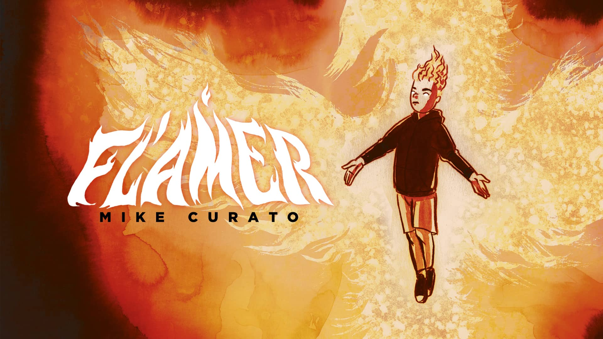 Flamer di Mike Curato - Coming out - Scout