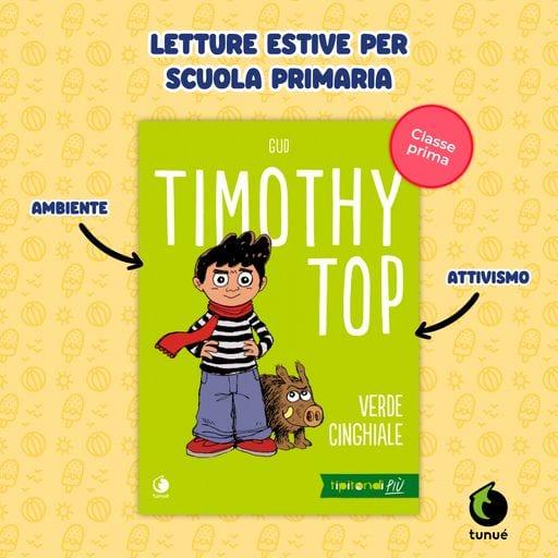 timothy top letture estive prima elementare