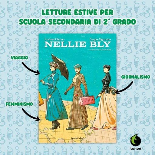 Nellie Bly letture estive scuole superiori