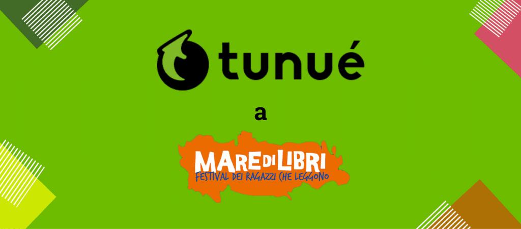 Eventi Tunué al Festival Mare di Libri 2021