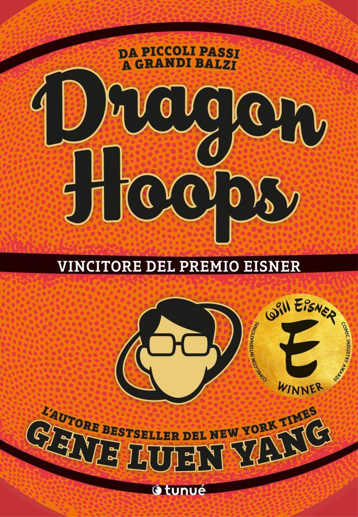 Dragon Hoops Vincitore Eisner Awards miglior graphic novel per adolescenti