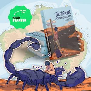 Scorpione addomesticato