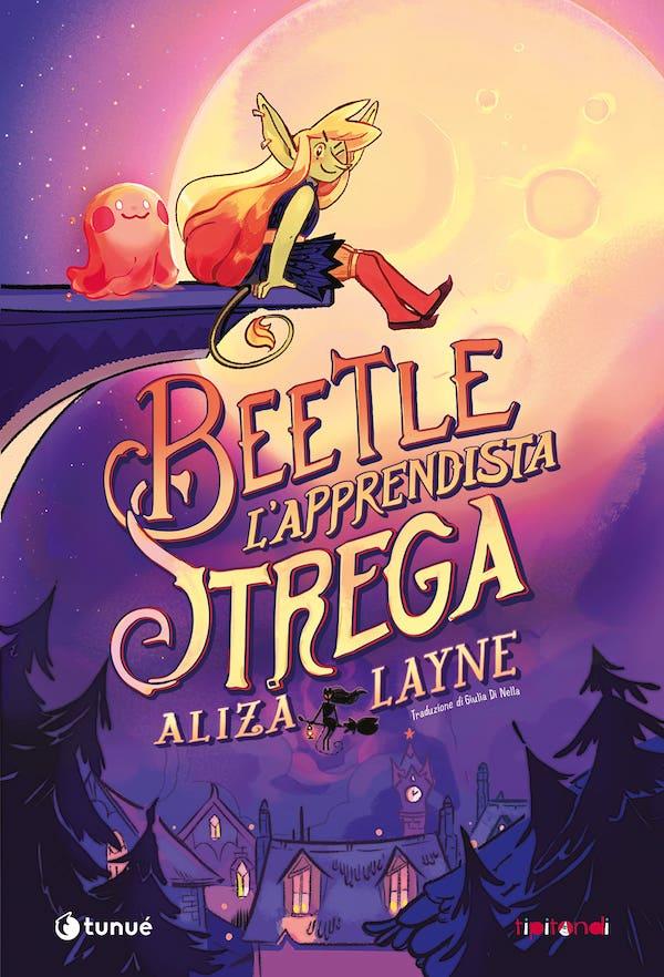 Beetle l'apprendista strega